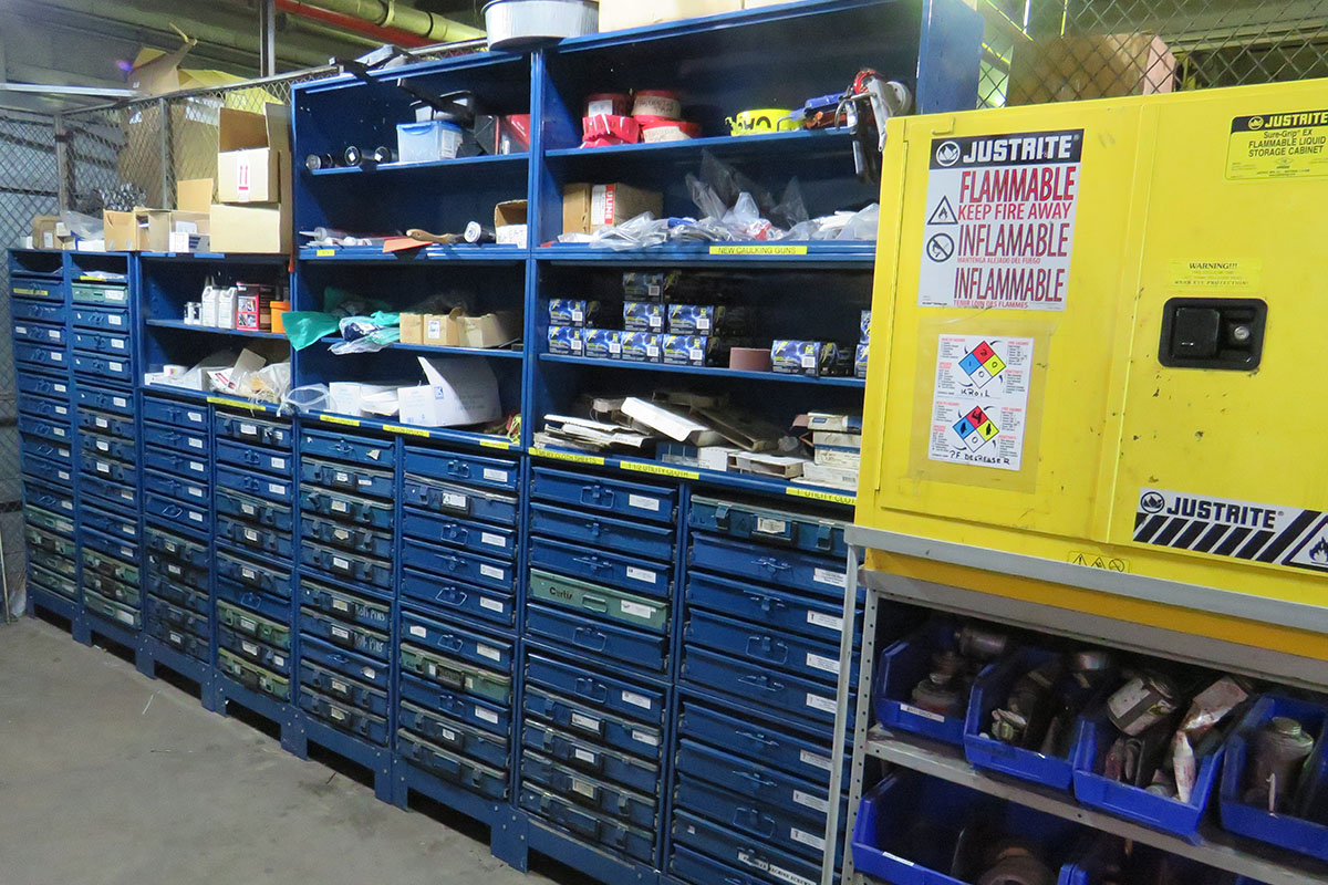 Tool Cabinets For Auction
