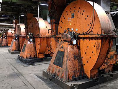 Ball Mill For Auction