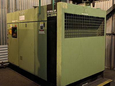 Air Compressor For Auction