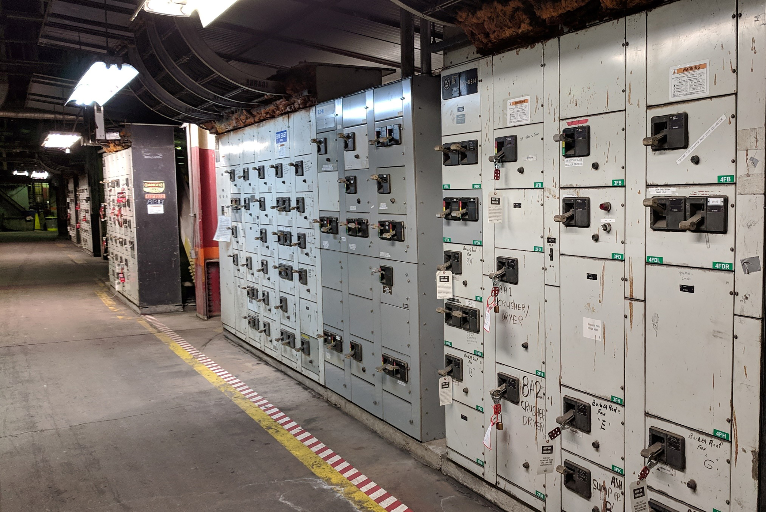 Industrial Switch Gears For Sale