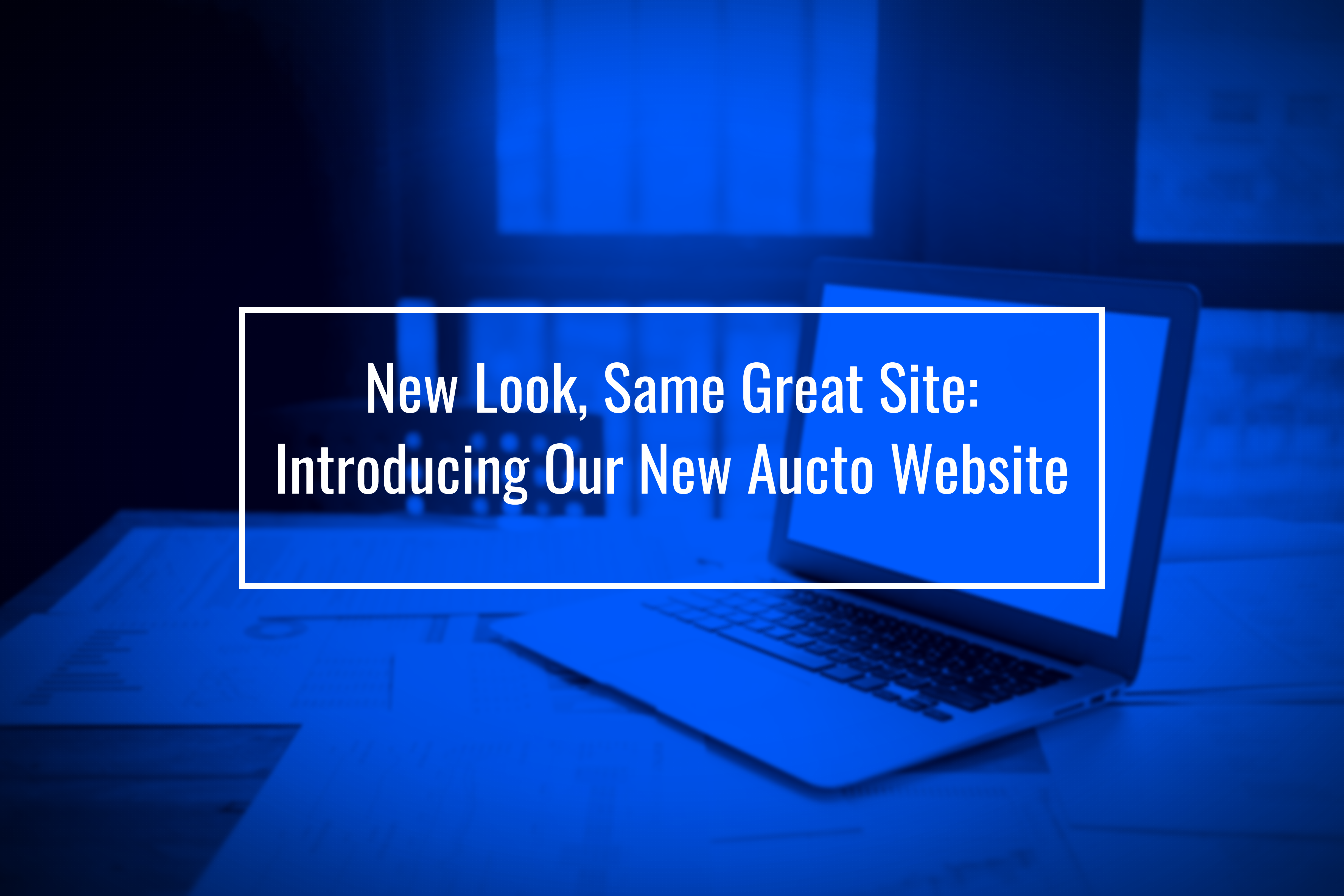 Our New Aucto Website is Live!